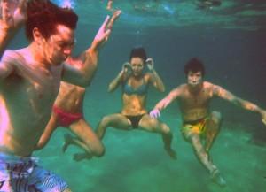 Mediterranean swim