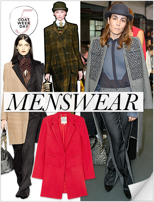 Menswear Collage