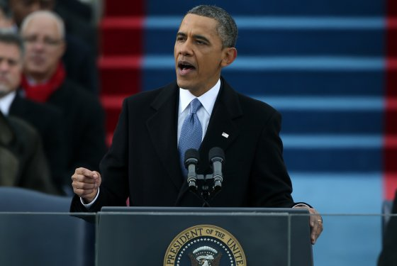 Obama's 2013 Inauguration Speech