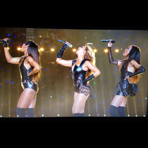 Destiny's Child Reunion Super Bowl Halftime Performance