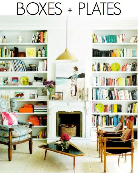 Chic Shelves by Decorista
