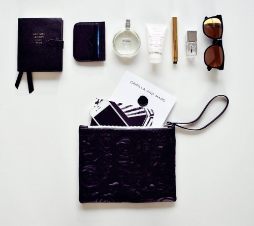 Harper and Harley MBFWA bag essentials