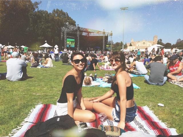 UCLA Jazz and Reggae Music Festival