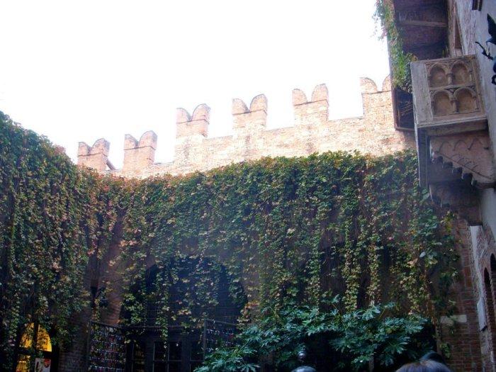 Casa di Giulietta ivy