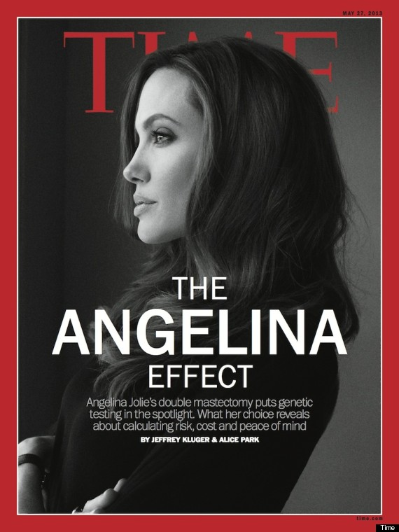 The Angelina Effect_Times cover
