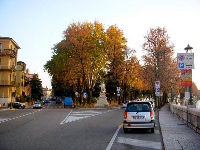 Verona roads