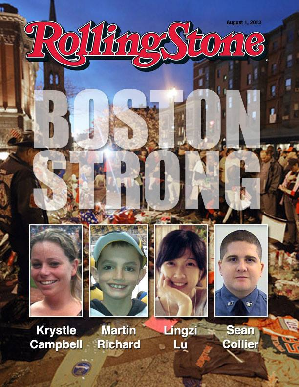 Jason Fragoso Boycot Rolling Stone Boston Strong Cover