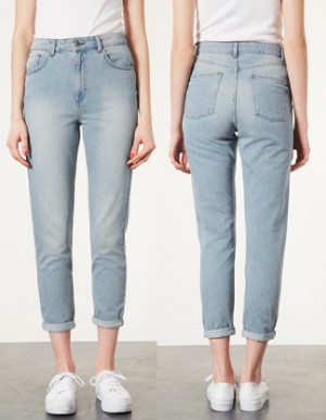 Mom Jeans by Top Shop