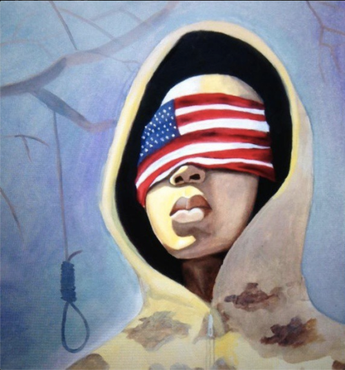 Demar Douglas artwork