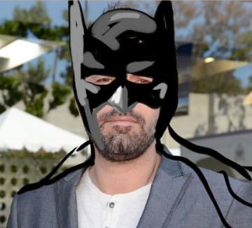 Ben Affleck as Batman by Pleine de Vie