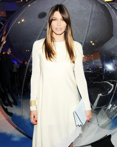Jessica Biel and Dior host dinner at Saks Fifth Avenue