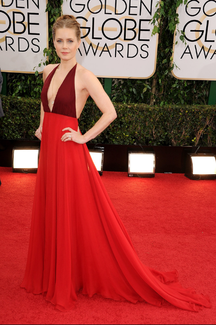 Amy Adams in Valentino Haute Couture with Lorraine Schwartz jewels