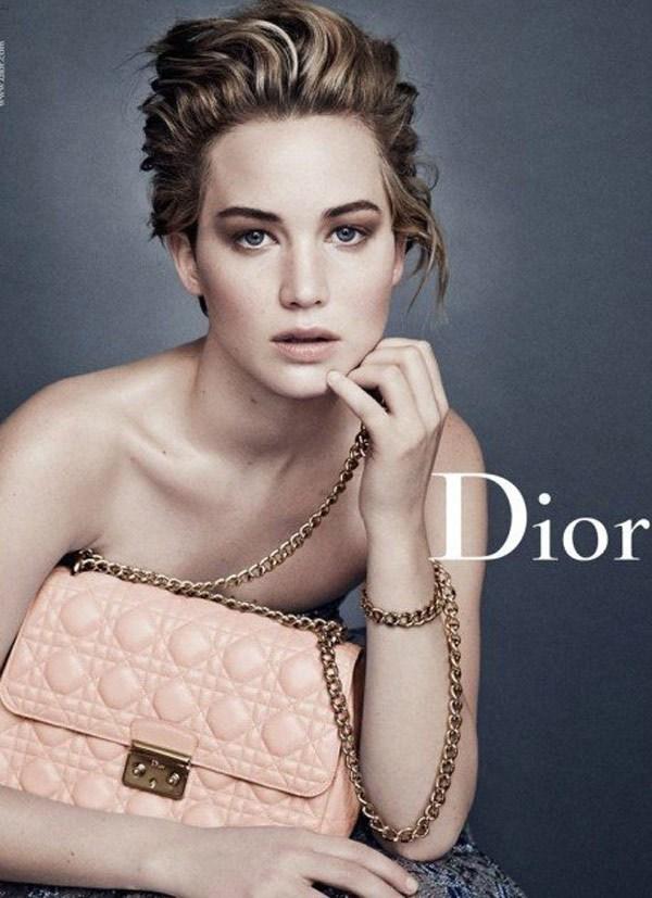 Jennifer Lawrence for Dior S/S 2014