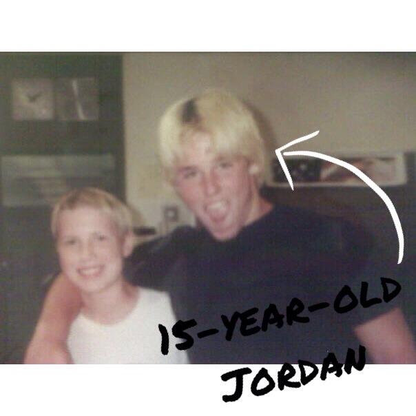 15-year-old Jordan