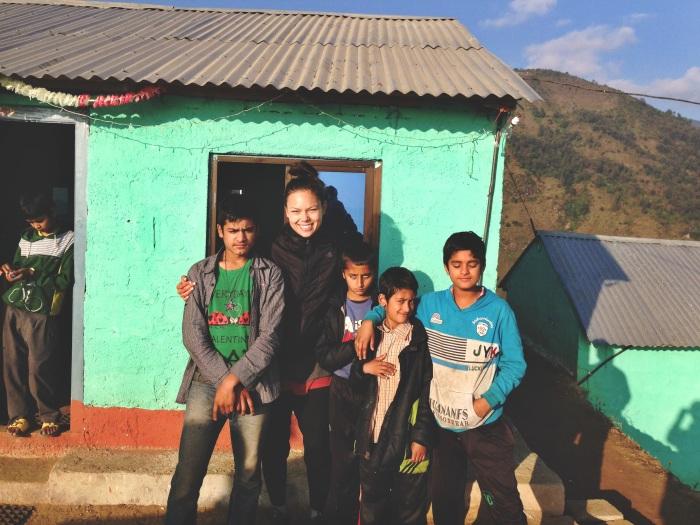 Himalaya boys
