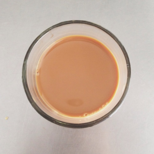 Indian chai. To die for.