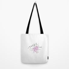 Grow in Gratitude tote bag