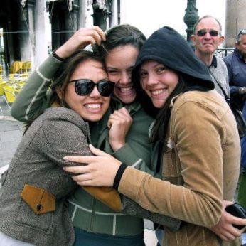 Sisterhood in Venice, Italy